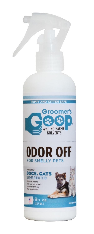 Groomer's Goop Odor Off удаление запаха с шерсти 250 C1.2