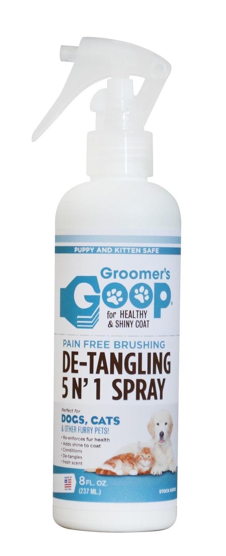 Groomer's Goop De-Tangling кондиционер 5 в 1 без смывания 208 C1.4