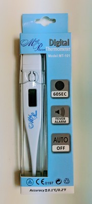 Digital Electronic Thermometer MT-101