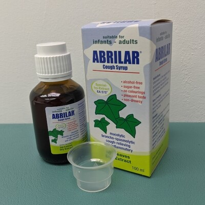 Abrilar Cough Syrup (100 ml)