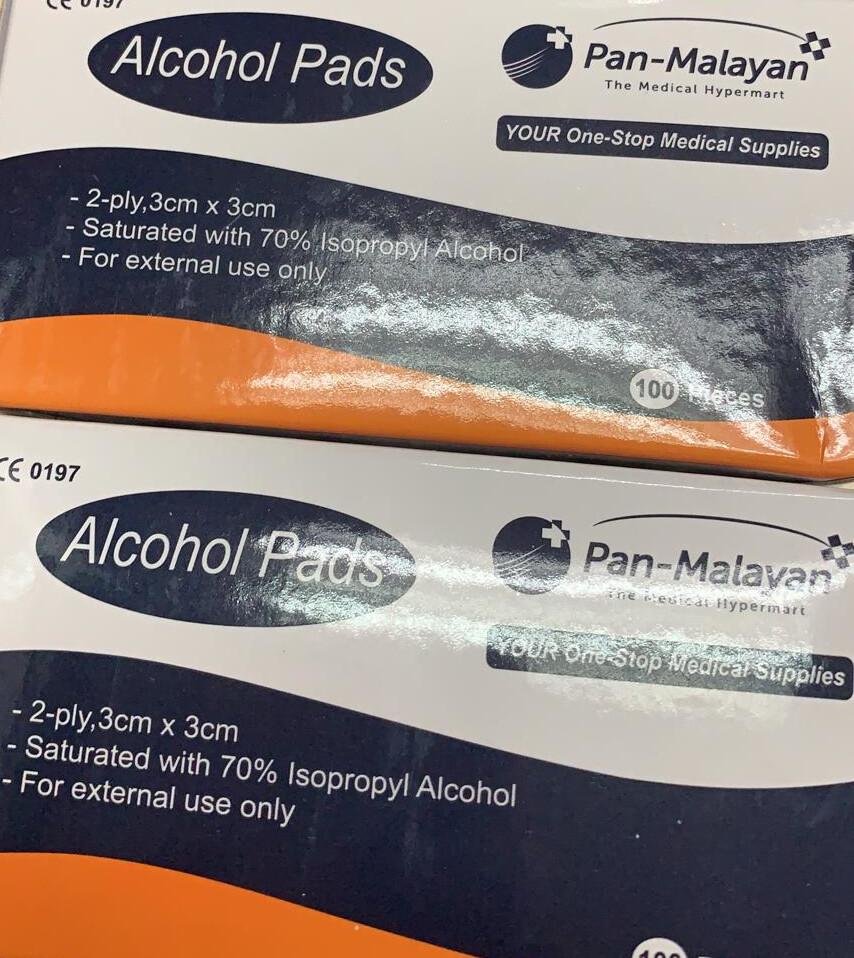 Alcohol Swab (200 sleeves)