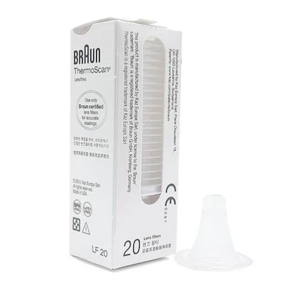 Braun Thermometer Probe Cover (20 pc)