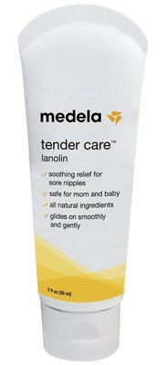 Medela Tender Care Lanolin Nipple Cream (59ml)