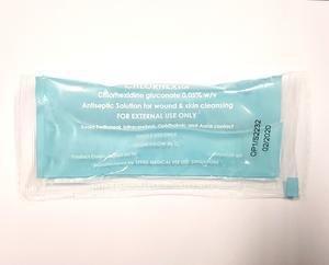 Chlorhexidine Antiseptic Wash (1 sachet)
