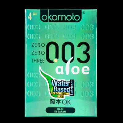 0.03 Aloe Okamoto Condom