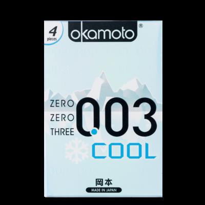 0.03 Cool Okamoto Condom