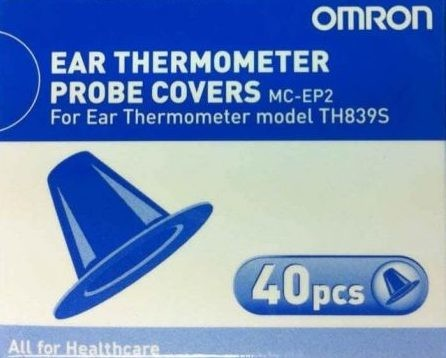 OMRON Ear Thermometer Probe Cover MC-EP2 (1 box)