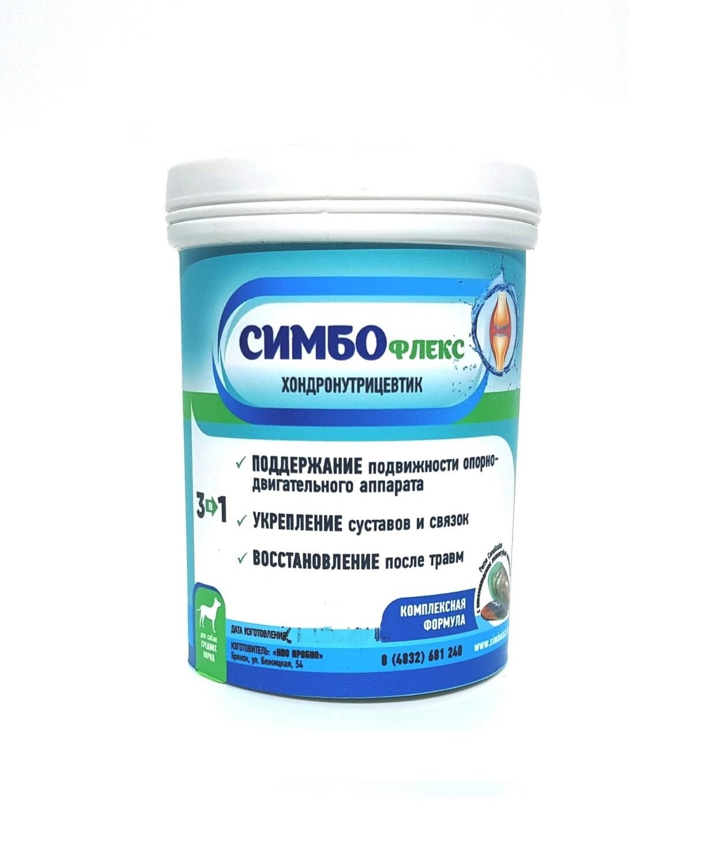 CИМБОФЛЕКС, хондронутрицевтик  для собак средних и мелких пород, 180 грамм