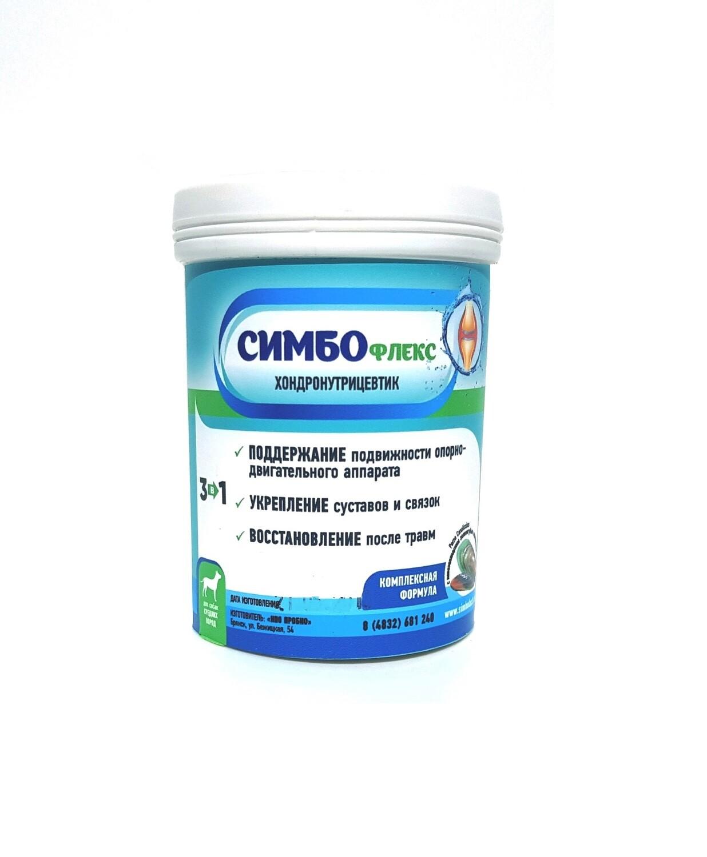 CИМБОФЛЕКС, хондронутрицевтик  для кошек и собак мелких пород, 100 грамм