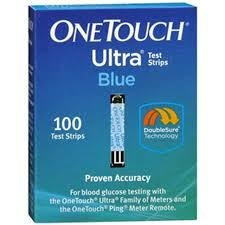One Touch Ultra Blue  100 Count 00009