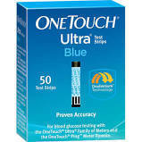 One Touch Ultra Blue 50 Count 00010