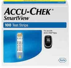 Accu-Check Smartview 100 Count 00012