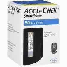 Accu-Check Smartview 50 Count 00013