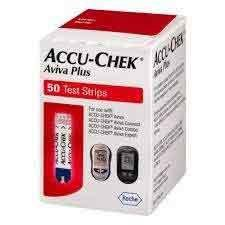 Accu-chek Aviva Plus 50 Count 00003