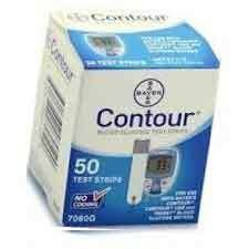 Sell Contour 7080G 50 Count 00007
