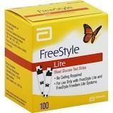 FreeStyle Lite 100ct 00000