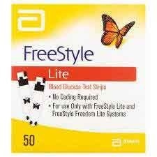 Sell FreeStyle Lite 50ct