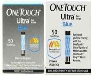 Sell One Touch Ultra Blue Mail Order/DME 50 Count 00011