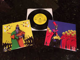"Sludgy Erna Bastard Volume 1 7"" Vinyl 00003"
