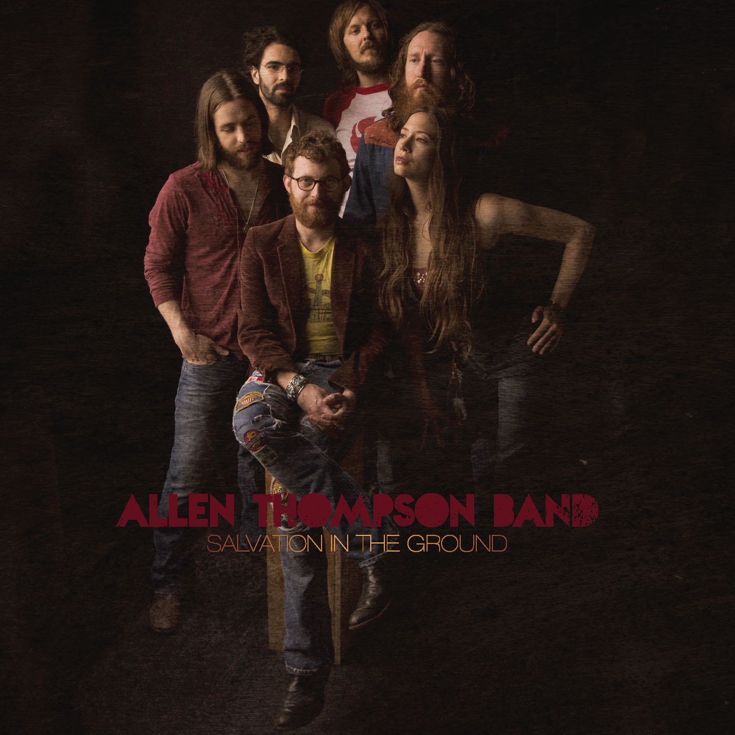 Allen Thompson Band - Salvation In The Ground CD 00006