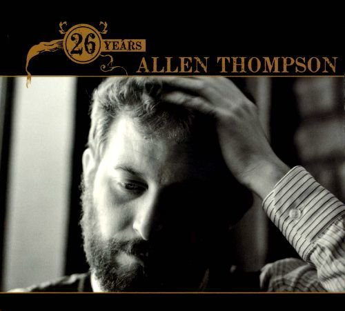 Allen Thompson Band - 26 Years CD 00007