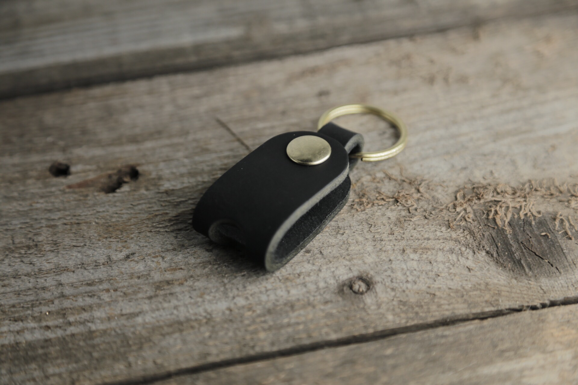 """""""Holster"""" Leather Key Case 00031"""