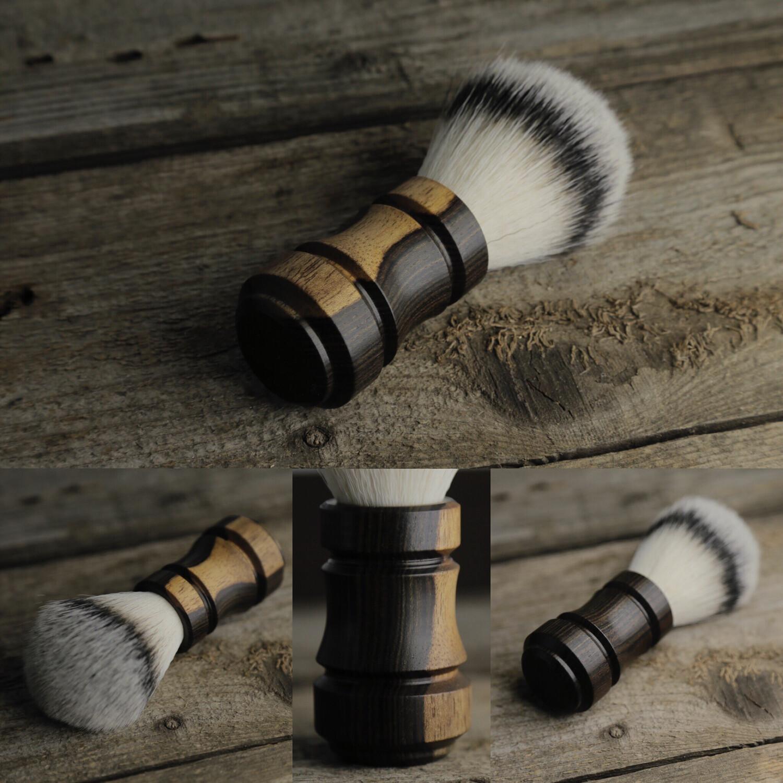 Ziricote Shave Brush