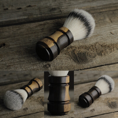 Ziricote Shave Brush