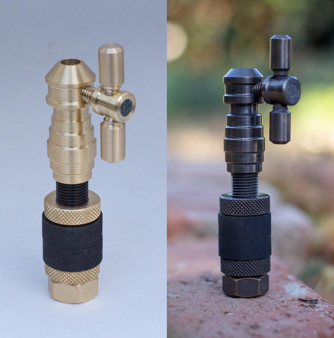 NEW! Brass Magnum Step Clutch (Black Optional) MAG_STEP