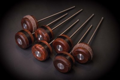 Black Walnut Custom Beaters