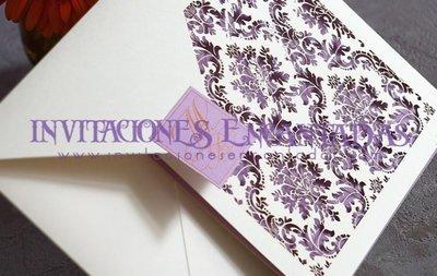 invitacin boda corte laser france 01 - Invitaciones De Boda Elegantes
