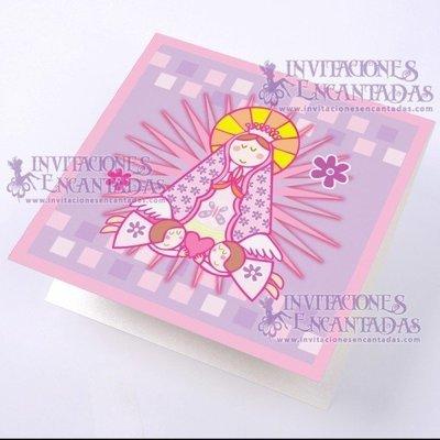 Invitación Bautizo BabySimple 05