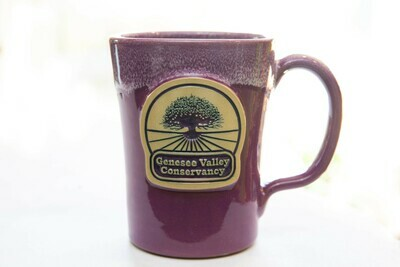 Genesee Valley Conservancy Mug - Lilac