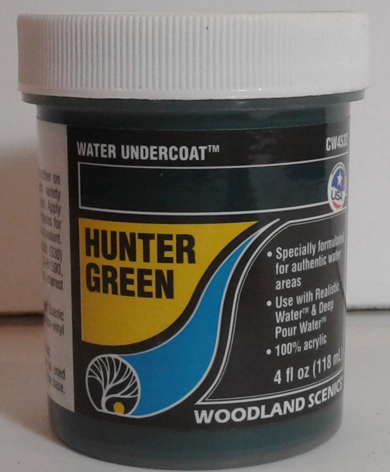 Woodland Scenics Water Undercoat