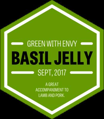 Basil Jelly