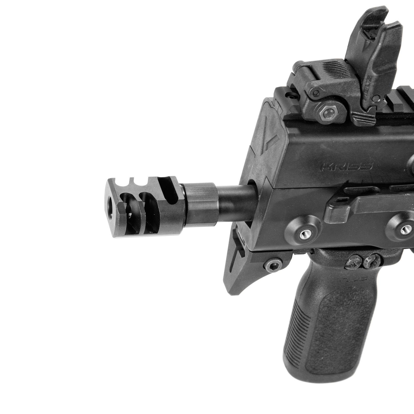 GunFighter Pistol PCC Carbine SMG Muzzle Brake