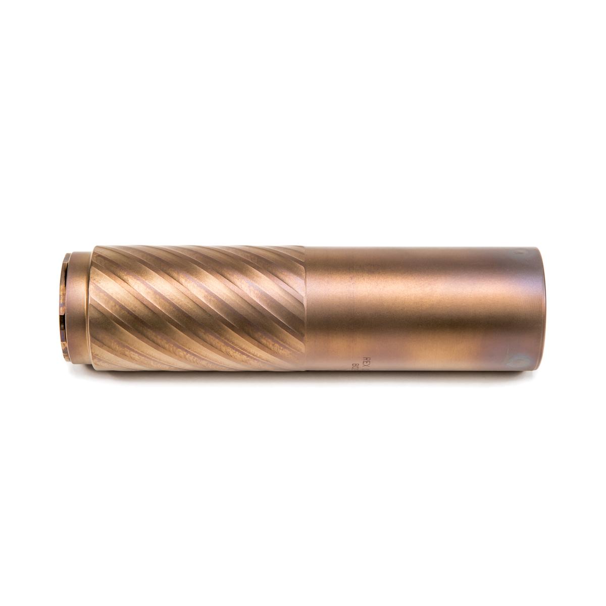 VIRIBUS GEN3 7.62mm 300 MAGNUM Rifle Suppressor (6.6in Long) VIR300-G3