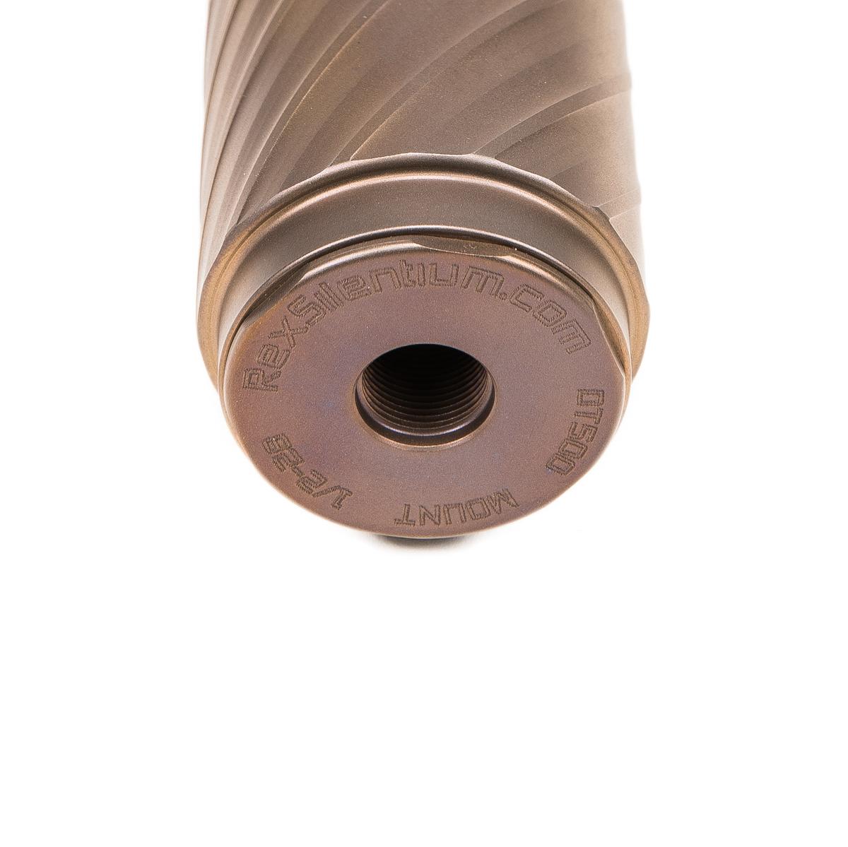 VIRIBUS GEN3 7.62mm 300 MAGNUM Rifle Suppressor (6.6in Long)