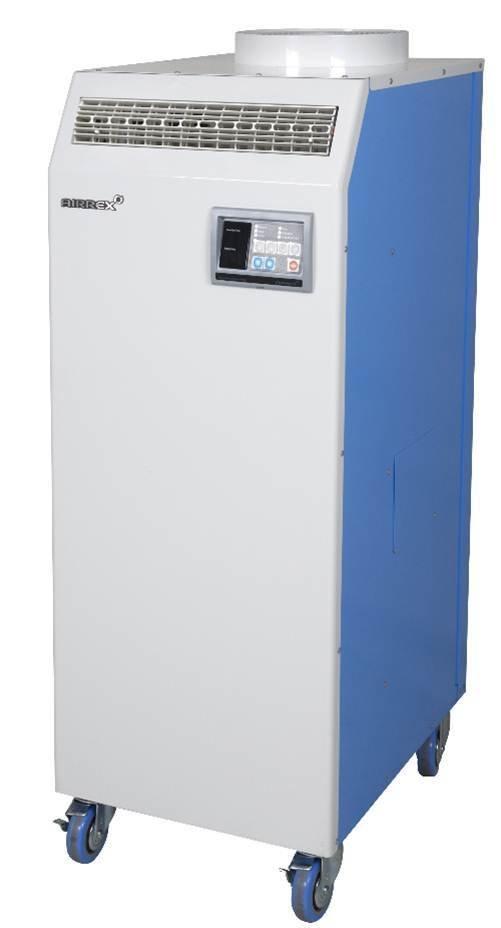 1.5 Ton Airrex AHSC-18 Heat Pump 00014