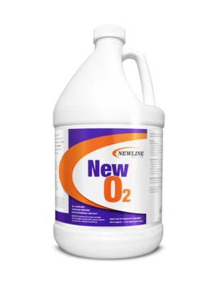 New O2 Peroxide Additive and Organic Stain Remover - GL