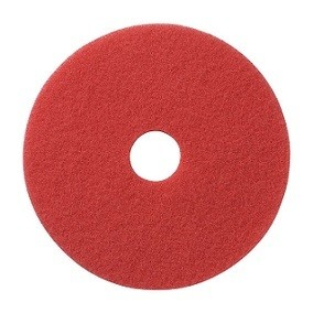 """17"""" Red Buffing Pad"""