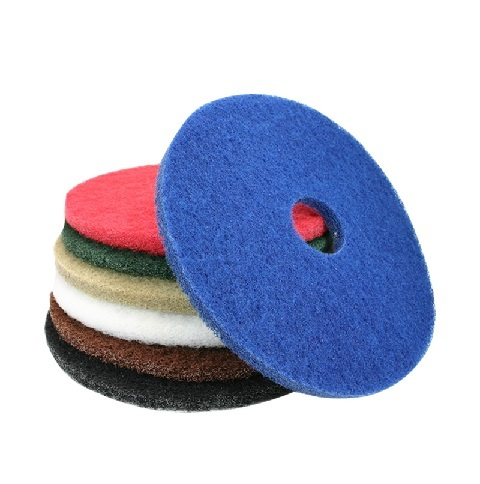 "17"" Floor Scrubbing Pads (Select Color) 17 FLOOR PADS"