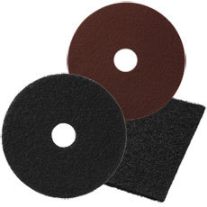 """17"""" Floor Stripping Pads (Select Type) 17-Stripping Pads"""