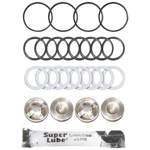 Kit B Valves & O-rings - AP49 Pumptec #205