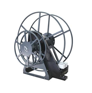 High Profile Electric Vacuum Hose Reel - Sapphire Scientific