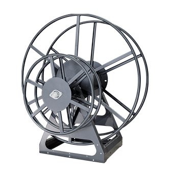 High Profile Vacuum/Solution Hose Reel - Sapphire Scientific
