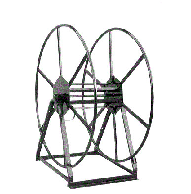 300' Vacuum Hose Reel by Rokan - Manual