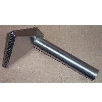 """Curtain and Drapery Tool with Perforated Head - 6"""""""