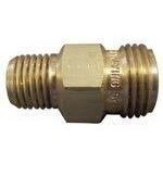 "Strainer Body - 1/4"" Brass"