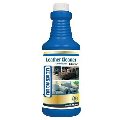 Leather Cleaner and Conditioner - QT